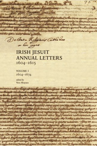 Irish Jesuit Annual Letters cover
