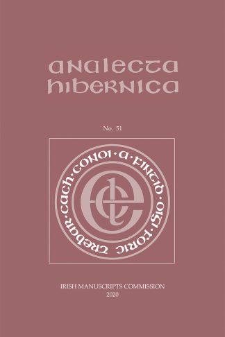 Analecta Hibernica 51