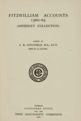 Fitzwilliam Accounts