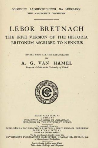 Lebor Bretnach